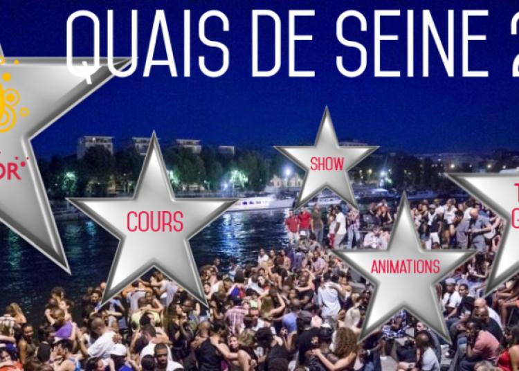 Quais De Seine Salsa 2016 Avec Salsabor � Paris 5�me