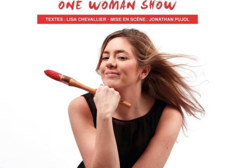 One-woman-show Trop conne, trop conne � Rouen