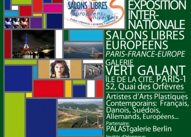 Salons Libres Europ�ens � Paris 1er