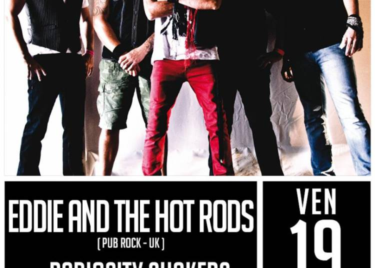 Eddie and The Hot Rods et Radiocity Shakers � Montpellier