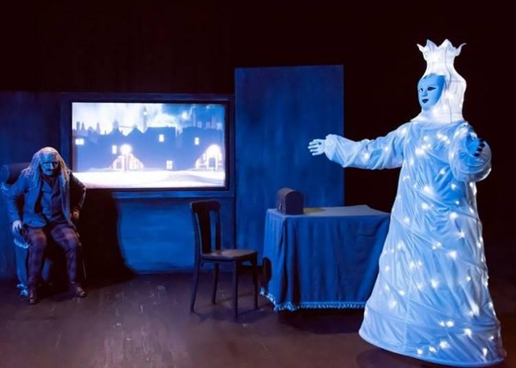 L'inoubliable Noël de Mr. Scrooge - théâtre à Biscarrosse