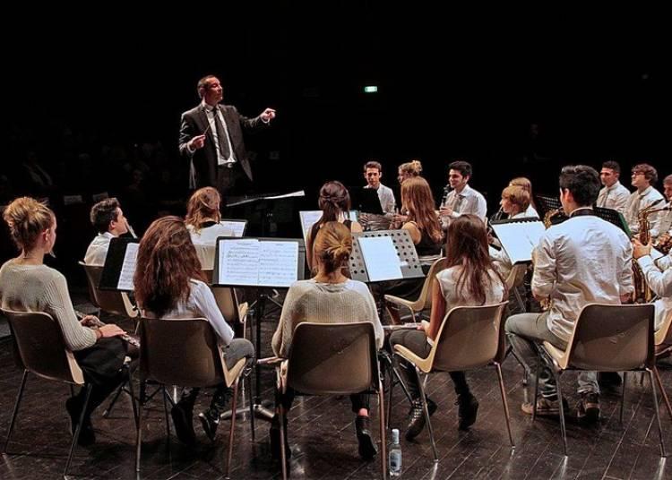 Spectacle de l'Ecole de Musique de Biscarrosse