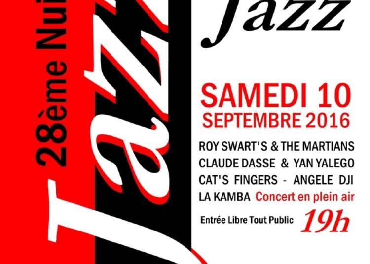 28�me Nuit du Jazz � Aix en Provence