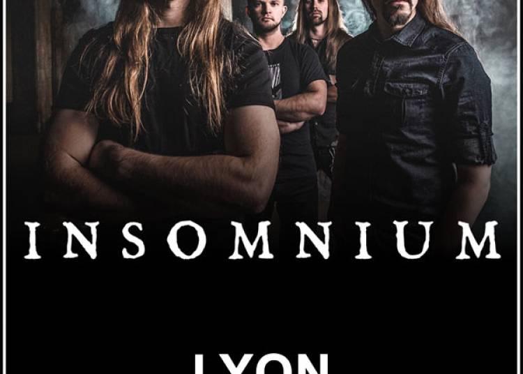 Insomnium � Paris 13�me