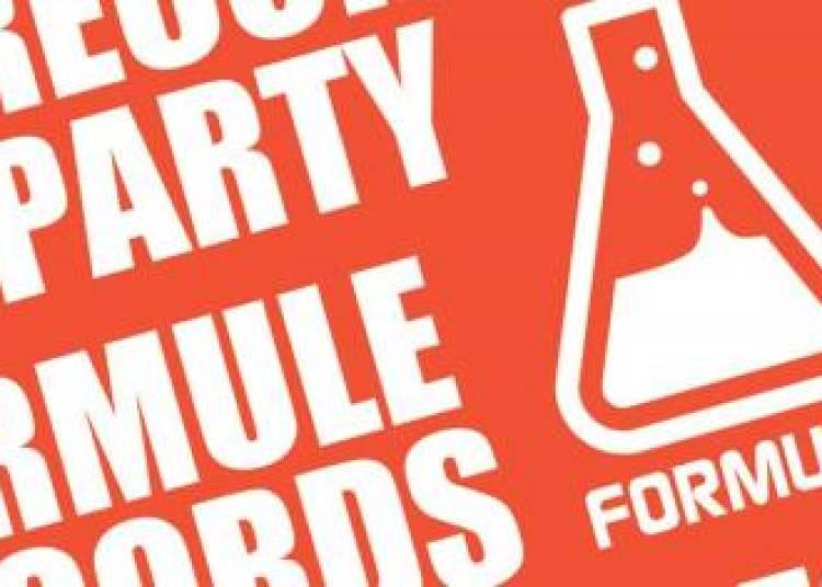 Formule Records Party � Paris 13�me