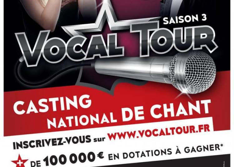 Le Vocal Tour 2016 Donne Le Tempo � Le Pontet