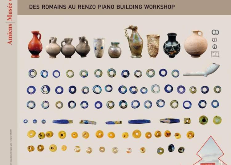 Les fouilles arch�ologiques de la Citadelle d'Amiens