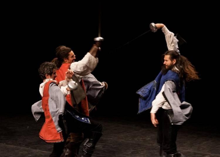 D'artagnan, Hors-la-loi � Serres Castet