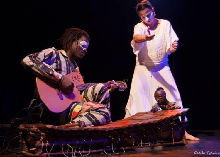 Soundjata, l'enfant lion à Irigny