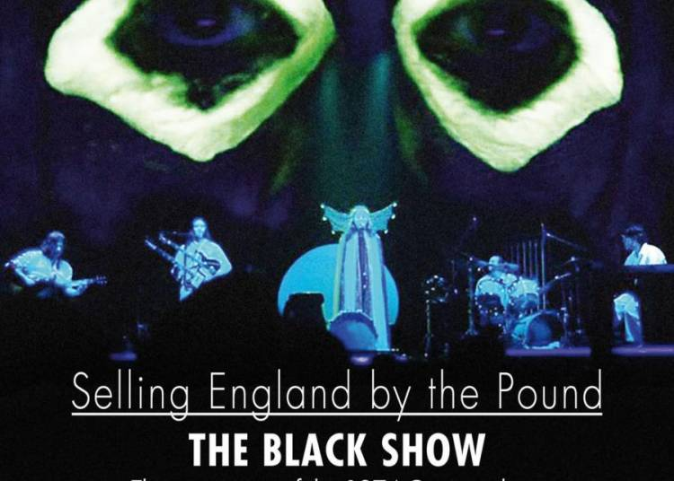 The Musical Box : The Black Show � Paris 8�me