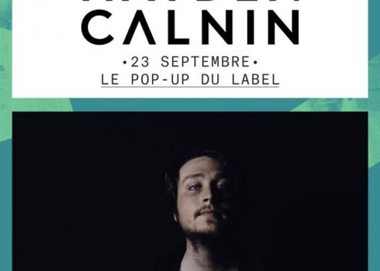 Hayden Calnin � Paris 12�me