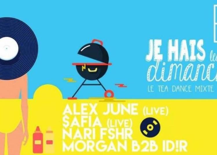 Je Hais Les Dimanches - BBQ Battle Party ! � Paris 19�me