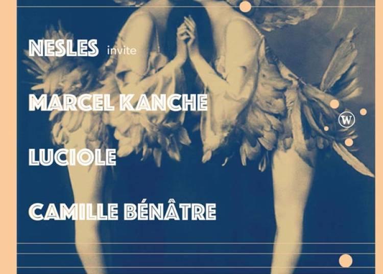 Soir�es walden : Nesles et invit�s � Paris 11�me