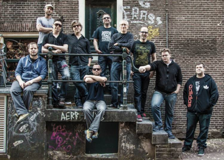 Youngblood Brass Band et Sorg & Napoleon Maddox � Dunkerque