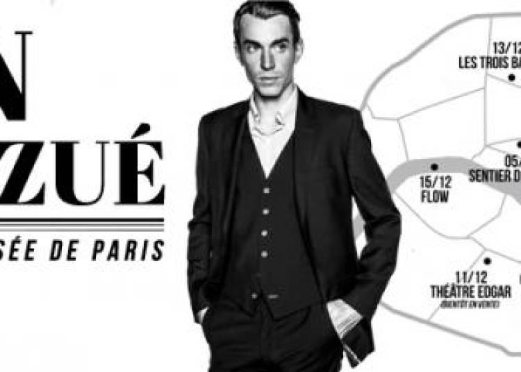 Ben Mazué Fait Sa Traversée De Paris ! à Paris 14ème