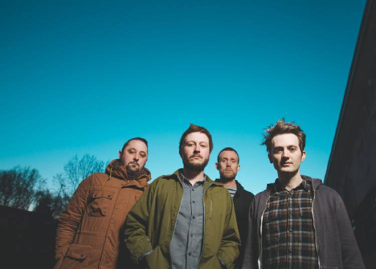 65daysofstatic Et Thought Forms, Post Rock � Dunkerque