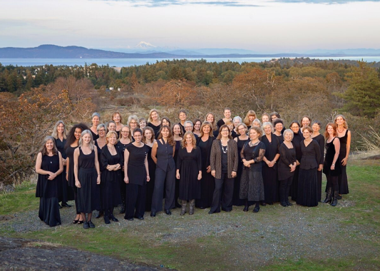 Choeur Ensemble Laude de Victoria, CB, Canada � Aix en Provence