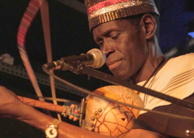 Rencontre Musicale avec Mussa Molo � la M�diath�que de Talence