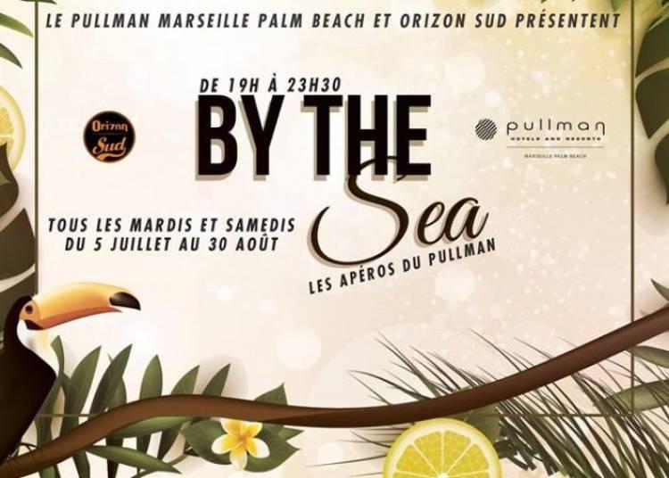 By the sea : les ap�ros du Pullman - Ruben Paz et DJ M.OaT � Marseille
