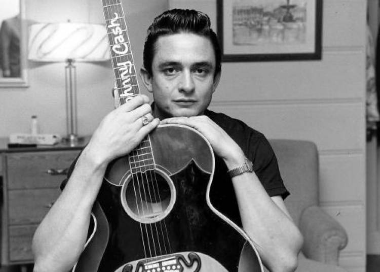 Sunday Tribute, Johnny Cash � Paris 12�me