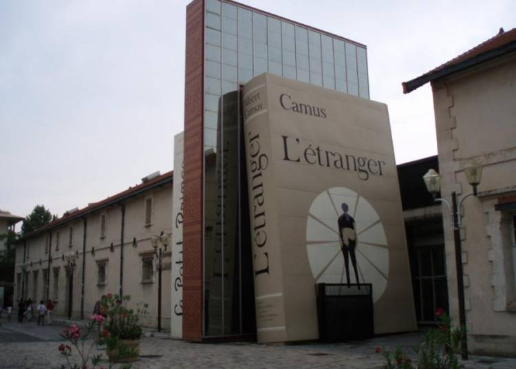 Visite guid�e de la Biblioth�que M�janes � Aix en Provence