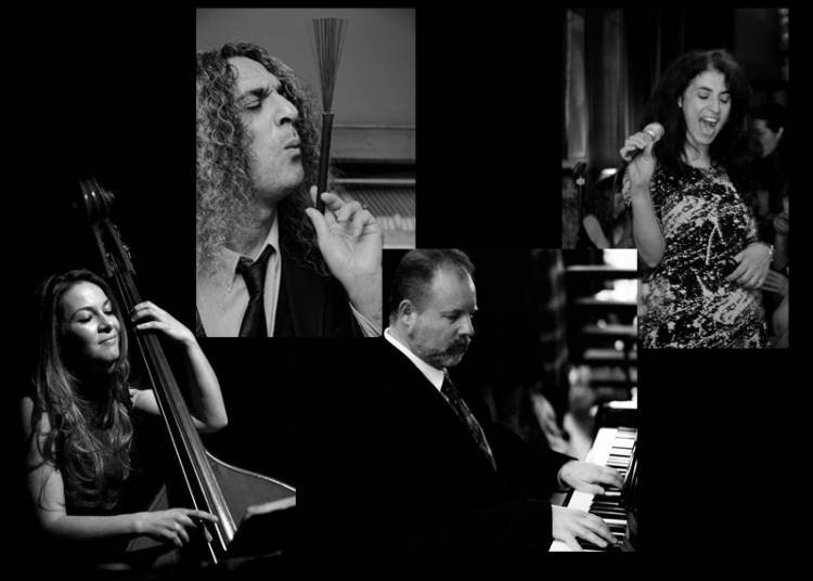 Hanaria Quartet Jazz and beyond � Paris 4�me