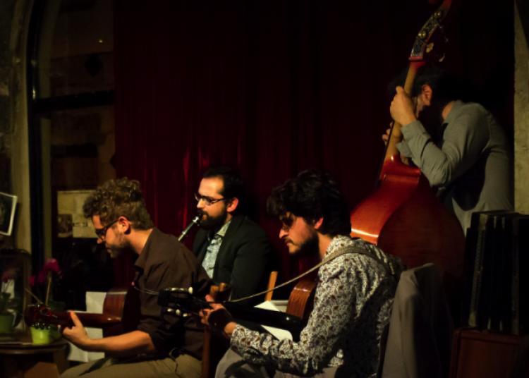 Le Triptyque des Beaux Tailleurs�: jazz manouche � Grenoble