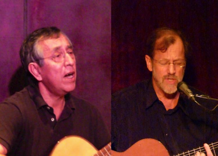 Raoul Velazco et Juan Ocampo�: Voyage sud-am�ricain � Grenoble