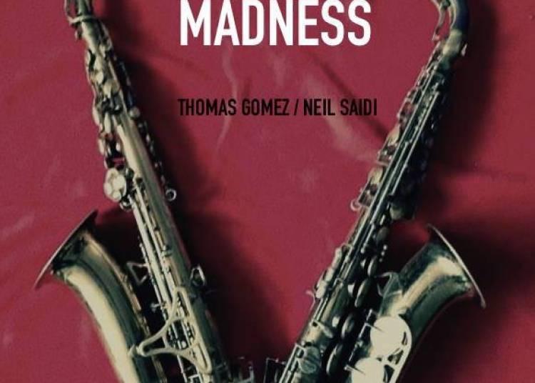 Thomas Gomez trio � Paris 4�me