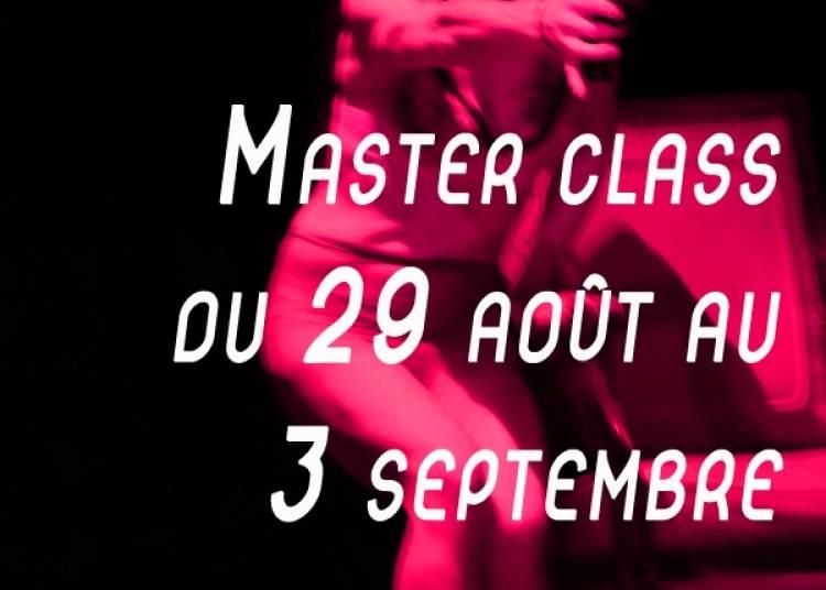 Classe de ma�tre : Le syst�me Stanislavski � Paris 12�me