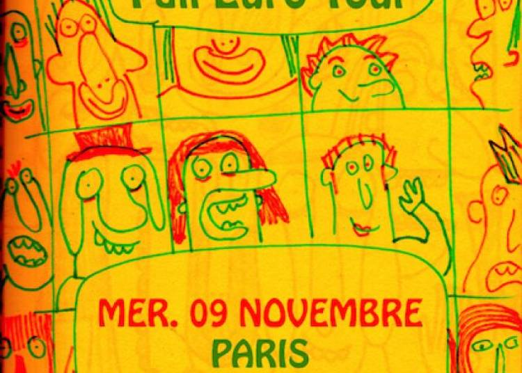 Nap Eyes � Paris 12�me