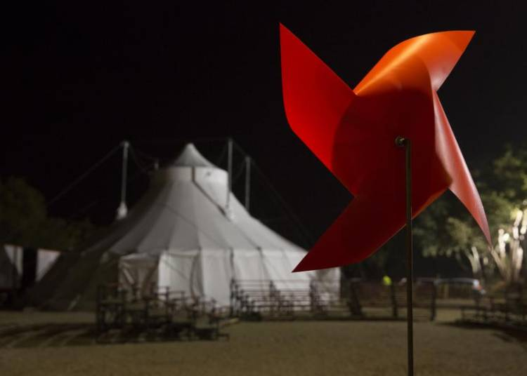 La Nuit de Cirque dans le cadre de Jours [et nuits] de Cirque(s) � Aix en Provence