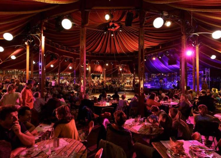 Le Mini Cabaret dans le cadre Jours [et nuits] de Cirque(s) � Aix en Provence