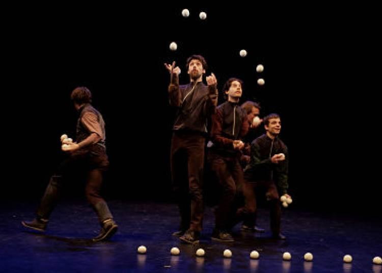 Liaison Carbone dans le cadre de Jours [et nuits] de Cirque(s) � Aix en Provence