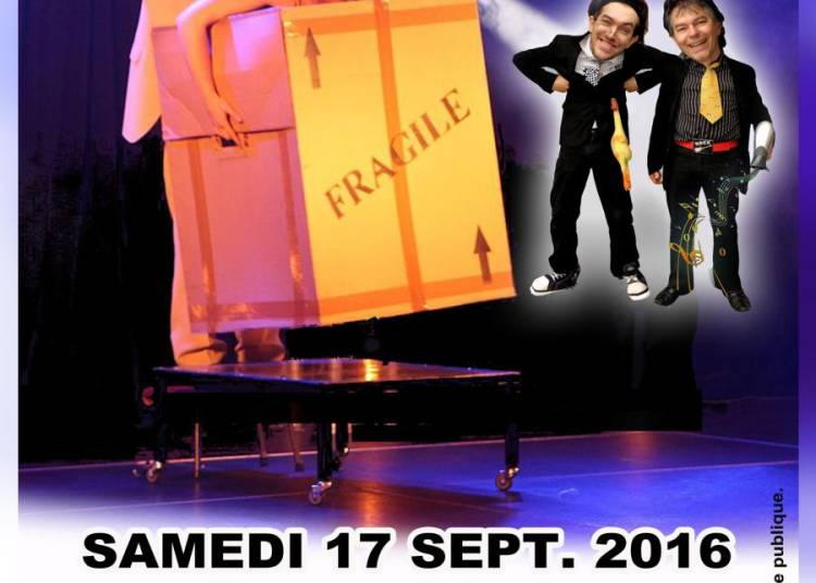 Le Cabaret Magique � Saint Brisson sur Loire