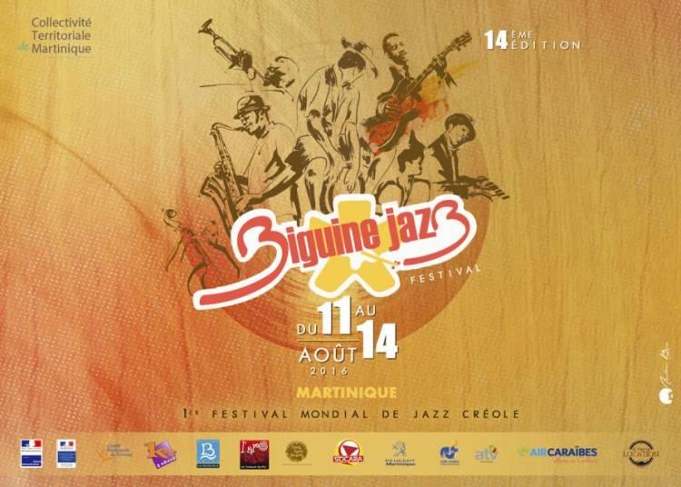 Festival Biguine Jazz 14�me �dition 2016