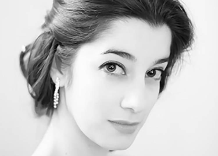 Raquel Camarinha en r�cital pour Plan�te Enfants & D�veloppement � Paris 17�me