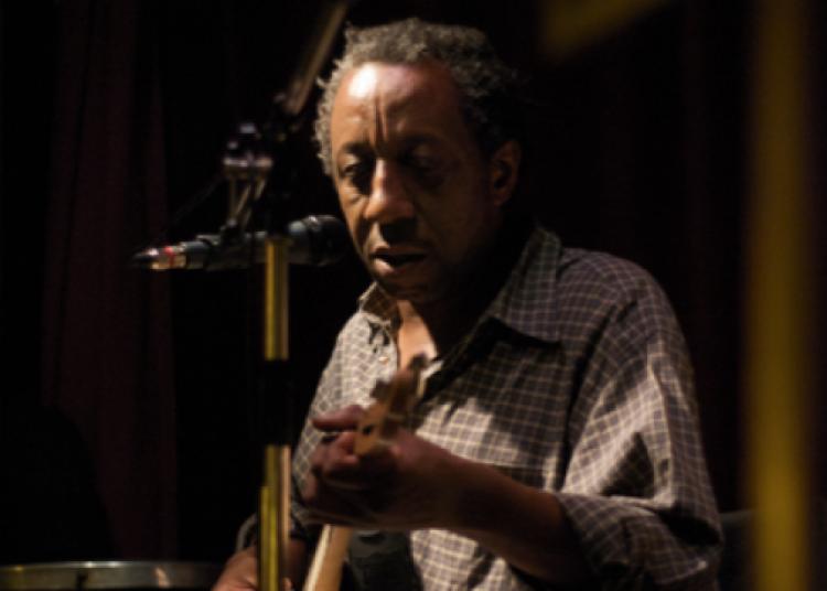 Richard Arame Blues Funk Trio � Paris 1er