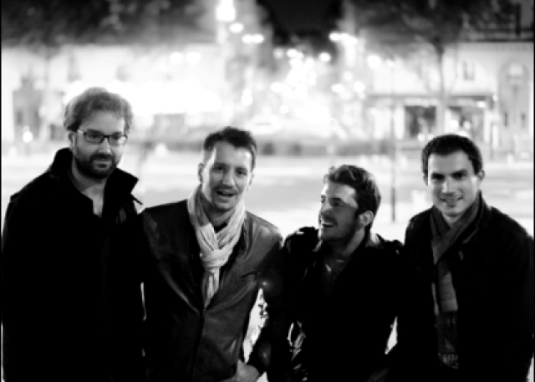Edelweiss Quartet � Paris 1er