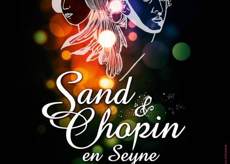 Festival Sand & Chopin en Seyne 2016