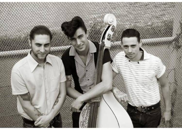 Wild Rockabilly Party: The Spunyboys, Chrome Reverse, Talysker � Paris 12�me