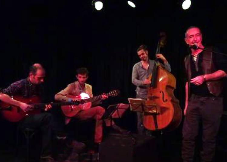 Georges Brassens par Dominique Lamour et ses Musiciens � Marseille