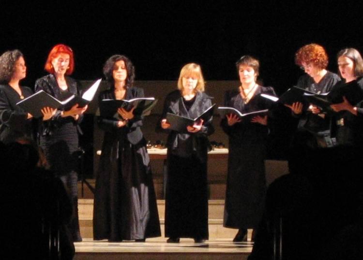 Cantigas de Santa Maria par l'ensemble Discantus, direction Brigitte Lesne � Saessolsheim