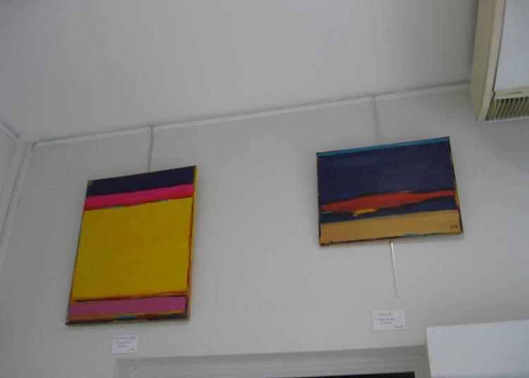 15 toiles passent l'�t� au salon � Vincennes