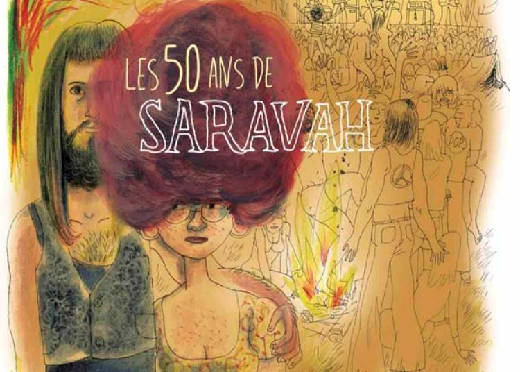 50 Ans Saravah � Paris 18�me
