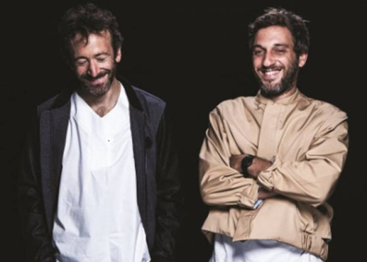 Acid Arab, Rozzma et Phil Battiekh � Lille