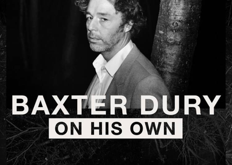 An Evening With Baxter Dury � Paris 20�me