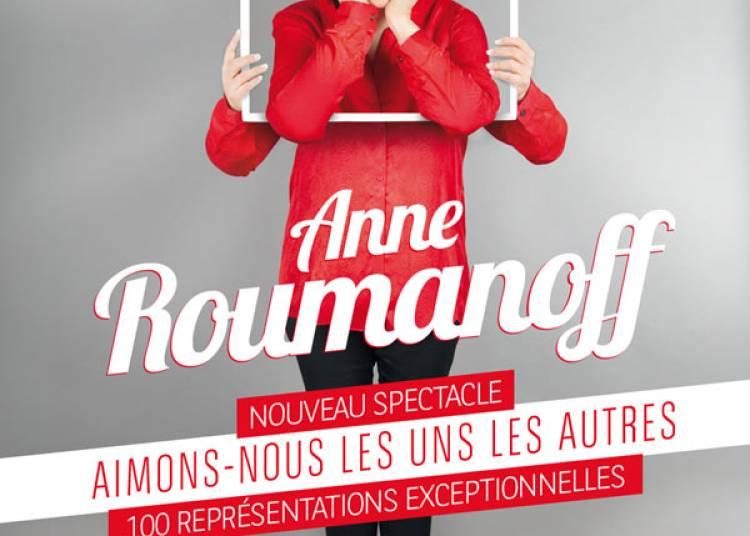 Anne Roumanoff à Morlaix