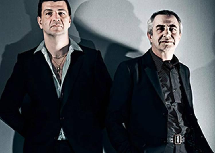 Arnaud Rebotini & Christian Zanesi � Nimes