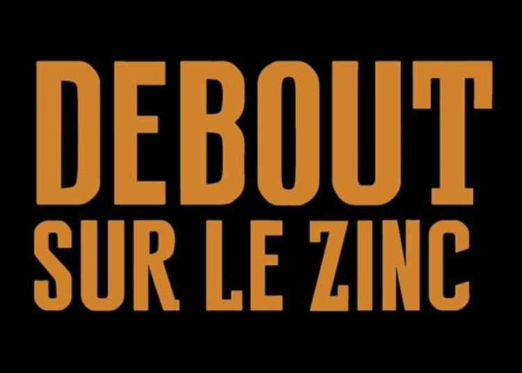 Debout Sur Le Zinc � Saint Maurice les Brousse